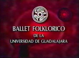 de la Universidad Guadalajara v.1